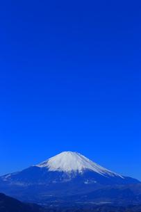 神奈川県松田山から望む富士山の写真素材 [FYI03006306]