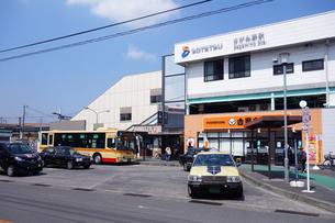 相鉄 さがみ野駅前の写真素材 [FYI03006347]
