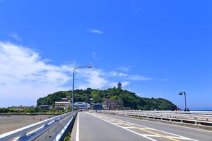 江の島大橋の写真素材 [FYI03006543]