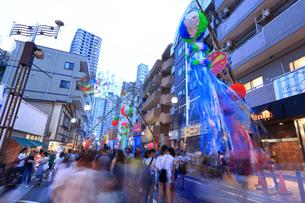 神奈川県 橋本の七夕の写真素材 [FYI03006774]