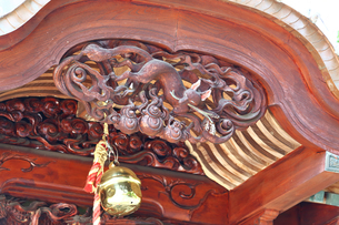 神奈川県 白笹稲荷神社の写真素材 [FYI03006817]
