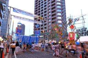 神奈川県 橋本の七夕の写真素材 [FYI03006831]