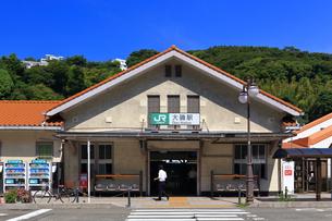 神奈川県 大磯駅の写真素材 [FYI03006848]