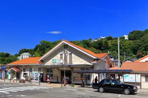 神奈川県 大磯駅の写真素材 [FYI03006852]