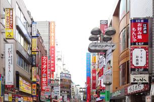 渋谷センター街の写真素材 [FYI03006876]