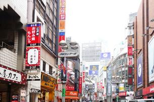 渋谷センター街の写真素材 [FYI03006927]