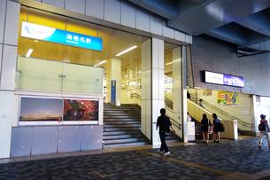 神奈川県 海老名駅の写真素材 [FYI03006950]