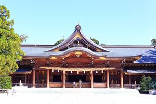 神奈川県 寒川神社の写真素材 [FYI03006988]