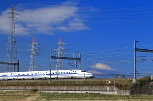 東海道新幹線の写真素材 [FYI03007011]