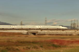東海道新幹線の写真素材 [FYI03007014]