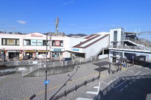 小田急線 東海大学前駅の写真素材 [FYI03007024]
