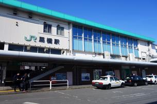 JR馬橋駅の写真素材 [FYI03007043]