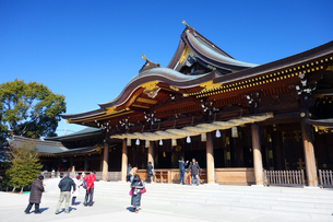 神奈川県 寒川神社の写真素材 [FYI03007058]