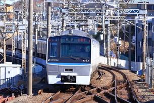 神奈川県 相鉄線の写真素材 [FYI03007064]