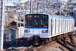 神奈川県 相鉄線の写真素材 [FYI03007065]