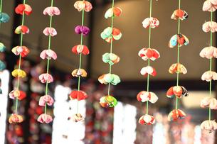 都筑民家園のひな祭りの写真素材 [FYI03007081]