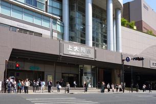 上大岡駅の写真素材 [FYI03007220]