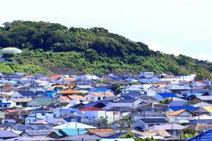 神奈川県の住宅街の写真素材 [FYI03007229]
