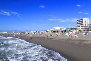 夏のサザンビーチちがさき海水浴場の写真素材 [FYI03007272]