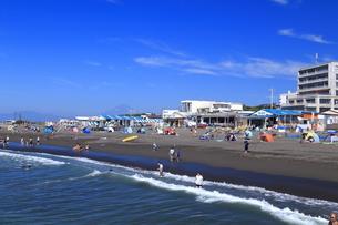 夏のサザンビーチちがさき海水浴場の写真素材 [FYI03007274]