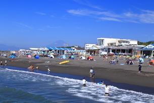夏のサザンビーチちがさき海水浴場の写真素材 [FYI03007277]