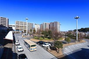 神奈川県横浜市 センター南駅前の写真素材 [FYI03007529]