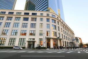 東京中央郵便局の写真素材 [FYI03007535]