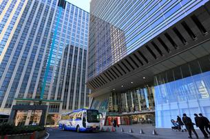 東京駅日本橋口の写真素材 [FYI03007537]