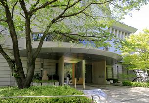 渋沢史料館の写真素材 [FYI03007948]