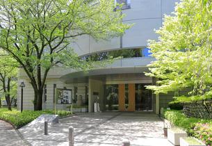 渋沢史料館の写真素材 [FYI03007949]