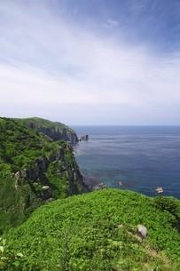 観音崎展望台からの眺めの写真素材 [FYI03009442]