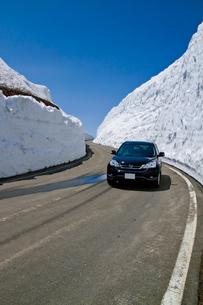 雪の八幡平の写真素材 [FYI03010424]
