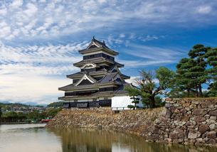 松本城の写真素材 [FYI03011876]