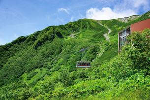 駒ヶ岳ロープウェイの写真素材 [FYI03012452]