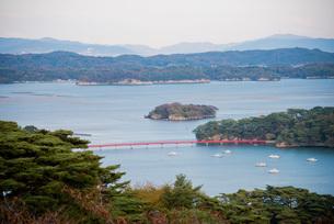 秋の松島の写真素材 [FYI03014060]