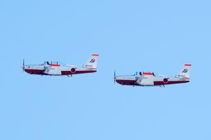 T-7 初等訓練機 プロペラの写真素材 [FYI03016198]