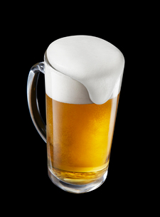 ビールの写真素材 [FYI03017591]