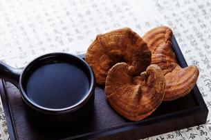 漢方茶の写真素材 [FYI03017729]