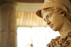 ギリシャ彫刻の写真素材 [FYI03017979]