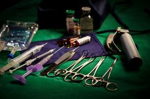 手術イメージの写真素材 [FYI03017991]