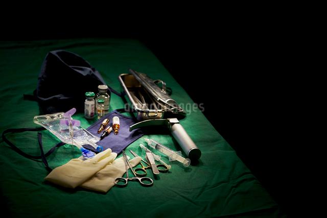手術イメージの写真素材 [FYI03017994]