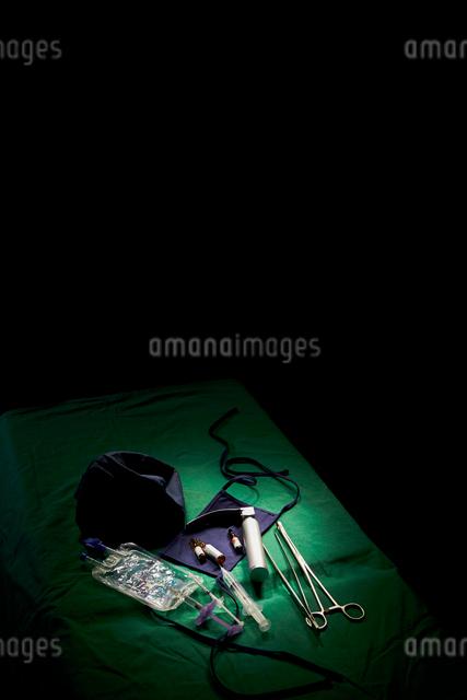 手術イメージの写真素材 [FYI03018001]
