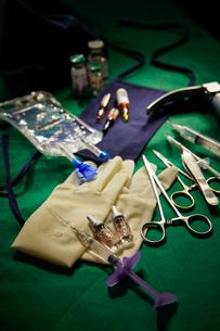 手術イメージの写真素材 [FYI03018002]