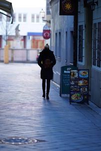 ブラチスラバ旧市街地の写真素材 [FYI03018195]
