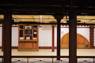 ハンガリー オペラ駅の写真素材 [FYI03018201]