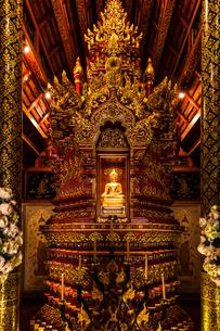 タイ チェンライ ワット・プラシンの写真素材 [FYI03018304]