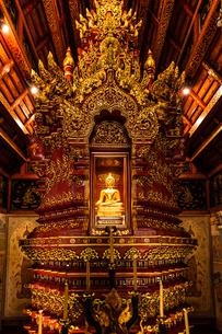 タイ チェンライ ワット・プラシンの写真素材 [FYI03018305]