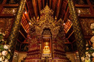 タイ チェンライ ワット・プラシンの写真素材 [FYI03018312]