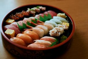 寿司の写真素材 [FYI03018607]