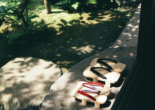 庭の写真素材 [FYI03023987]